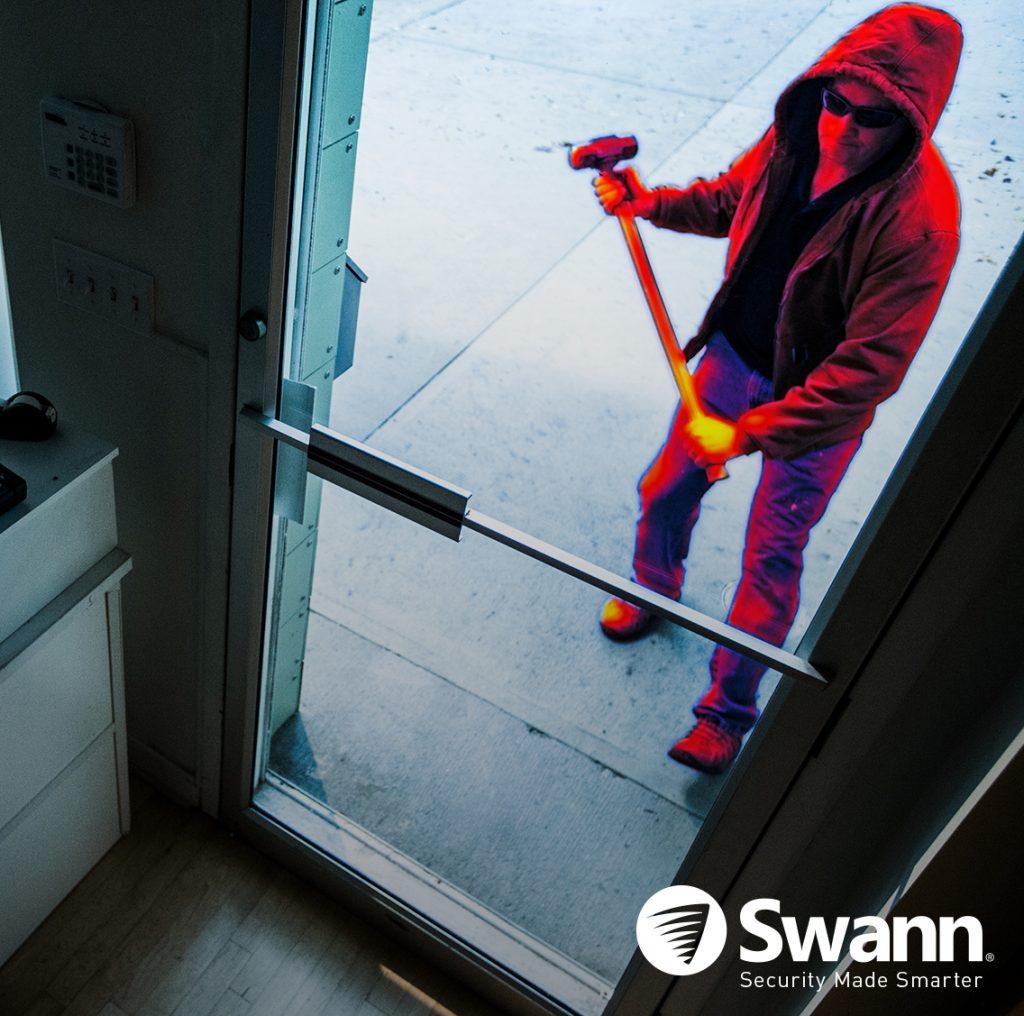 Swann True Detect Heat Sensing